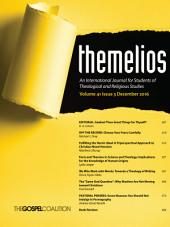 Themelios, Volume 41, Issue 3: Issue 3