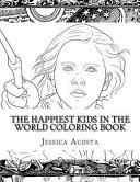 The Happiest Kids in the World Coloring Book