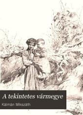 A tekintetes vármegye: igaz történetek Mannheimer Ágost rajzaival