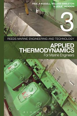 Reeds Vol 3  Applied Thermodynamics for Marine Engineers PDF