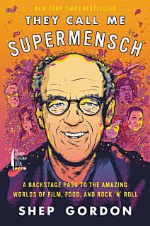 They Call Me Supermensch Book