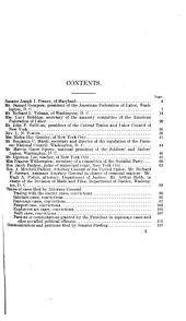 Amnesty and Pardon for Political Prisoners: Hearings Before the United States Senate Committee on the Judiciary, Sixty- Sixth Congress, Third Session, on Dec. 21, 1920, Jan. 6, 19, Feb. 16, 1921