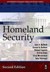 Introduction to Homeland Security: Edition 2