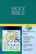 Holy Bible Deluxe Gift   Award PDF