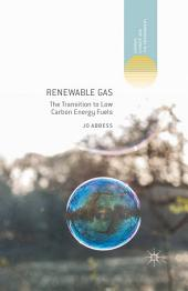 Renewable Gas: The Transition to Low Carbon Energy Fuels