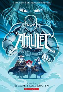 Escape From Lucien  Amulet  6