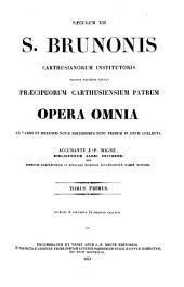 Patrologiae latina cursus completus ... series secunda: Volume 152