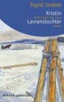 Kristin Lavranstochter 3  Das Kreuz PDF