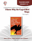 I Know why the Caged Bird Sings  by Maya Angelou Book