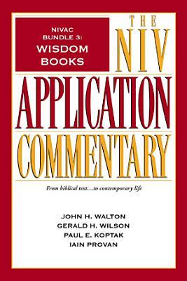 NIVAC Bundle 3  Wisdom Books