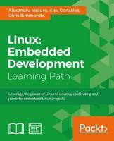 Linux  Embedded Development PDF