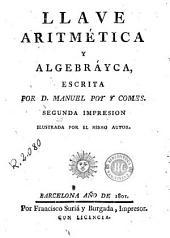 Llave aritmética y algebráyca