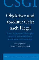 Objektiver und absoluter Geist nach Hegel PDF