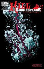 Kill Shakespeare: The Mask of Night #4