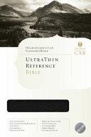 The Holman Ultrathin Reference Bible PDF