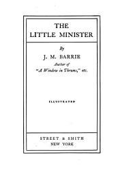 The Little Minister: Volume 2