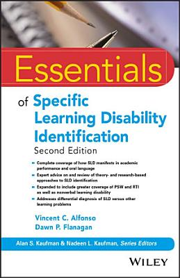Essentials of Specific Learning Disability Identification PDF