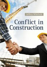 Conflict in Construction PDF