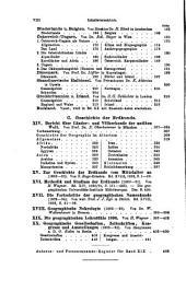 Geographisches Jahrbuch: Band 19