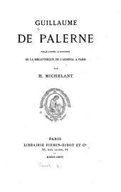 Guillaume de Palerne