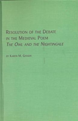 Resolution of the Debate in the Medieval Poem PDF