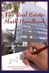 The Real Estate Math Handbook Book PDF