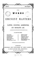 The Works of Eminent Masters in Painting  Sculpture  Architecture and Decorative Art PDF