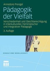 Pädagogik der Vielfalt: Verschiedenheit und Gleichberechtigung in Interkultureller, Feministischer und Integrativer Pädagogik, Ausgabe 3