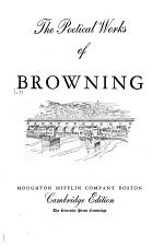 The Poetical Works of Browning