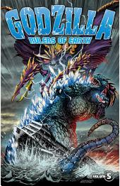 Godzilla: Rulers of Earth, Vol. 5