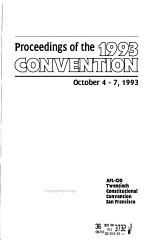 Proceedings of the ... Constitutional Convention of the AFL-CIO.
