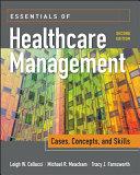 Essentials of Healthcare Management