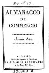 Almanacco di commercio