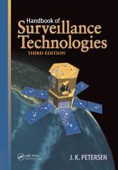 Handbook of Surveillance Technologies, Third Edition: Edition 3
