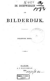 De dichtwerken van Bilderdijk: Volume 9