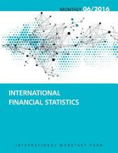 International Financial Statistics, June 2016