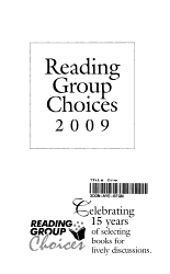 Reading Group Choices Book PDF
