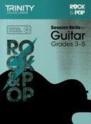 Session Skills for Guitar Grades 3 5