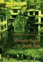 Minority Rights in South Asia PDF