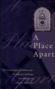 A Place Apart PDF