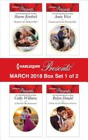 Harlequin Presents March 2018   Box Set 1 of 2 PDF