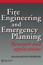 Fire Engineering And Emergency Planning Book PDF