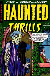 Haunted Thrills, Number 3, Nightmare Mansion