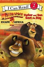 Madagascar: the Crate Escape - I Can Read! 1