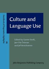 Culture and Language Use PDF