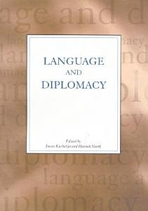 Language and Diplomacy Book