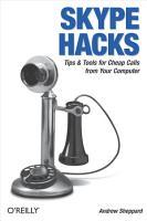 Skype Hacks PDF