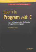 Learn to Program with C PDF