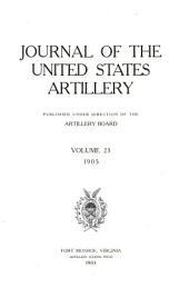 Antiaircraft Journal: Volume 23