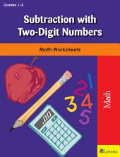 Subtraction with Two-Digit Numbers: Math Worksheets